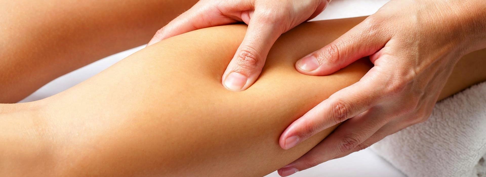 massage jambe - ecole de massage sensitif belge