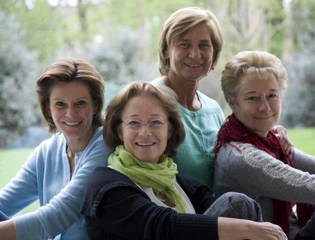 équipe ecole de massage sensitif belge